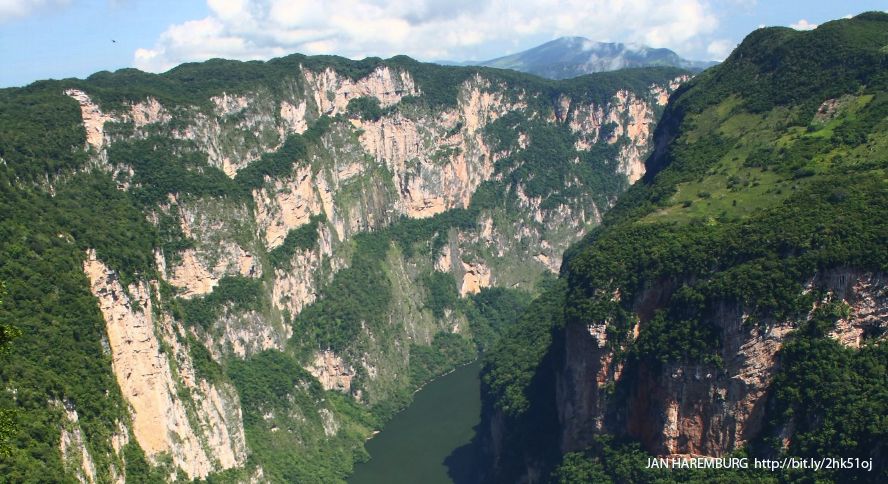 Celebramos 36 aniversario del Parque Nacional  Cañón del Sumidero, Chiapas.