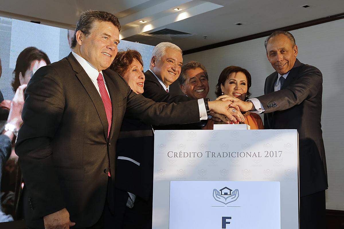 FOVISSSTE realiza su Procedimiento Aleatorio para Créditos Tradicionales 2017