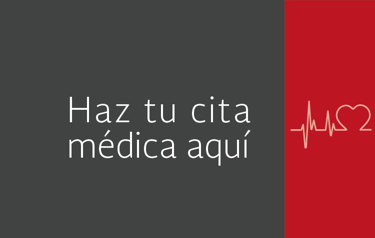 Cita médica por internet