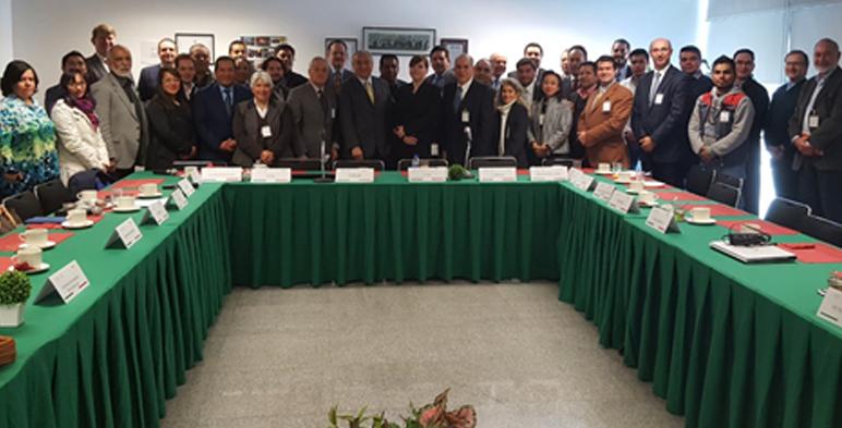 Directivos de PyMEs del  Centro y Bajío se reúnen en la Conuee