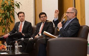 La SFP es fundamental para lograr una Administración Pública Federal eficiente: Ministro José Ramón Cossío Díaz