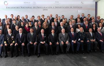 Trabajar para garantizar a todas y todos los mexicanos un efectivo acceso a la justicia: RCA.
