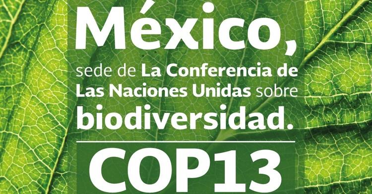 México, a favor de la protección de la biodiversidad