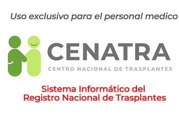 Sistema Informático del Registro Nacional de Trasplantes