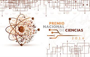 Premio Nacional de Ciencias 2016
