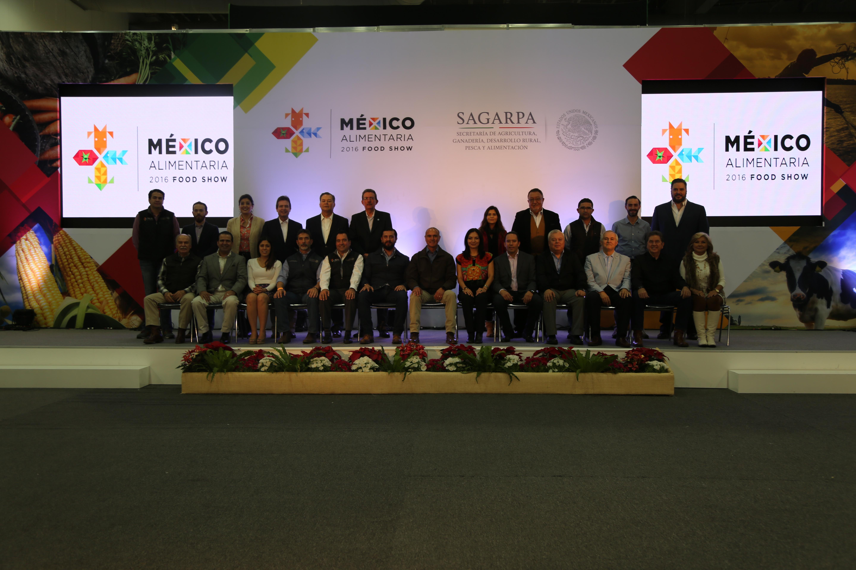 Clausura México Alimentaria 2016 Food Show