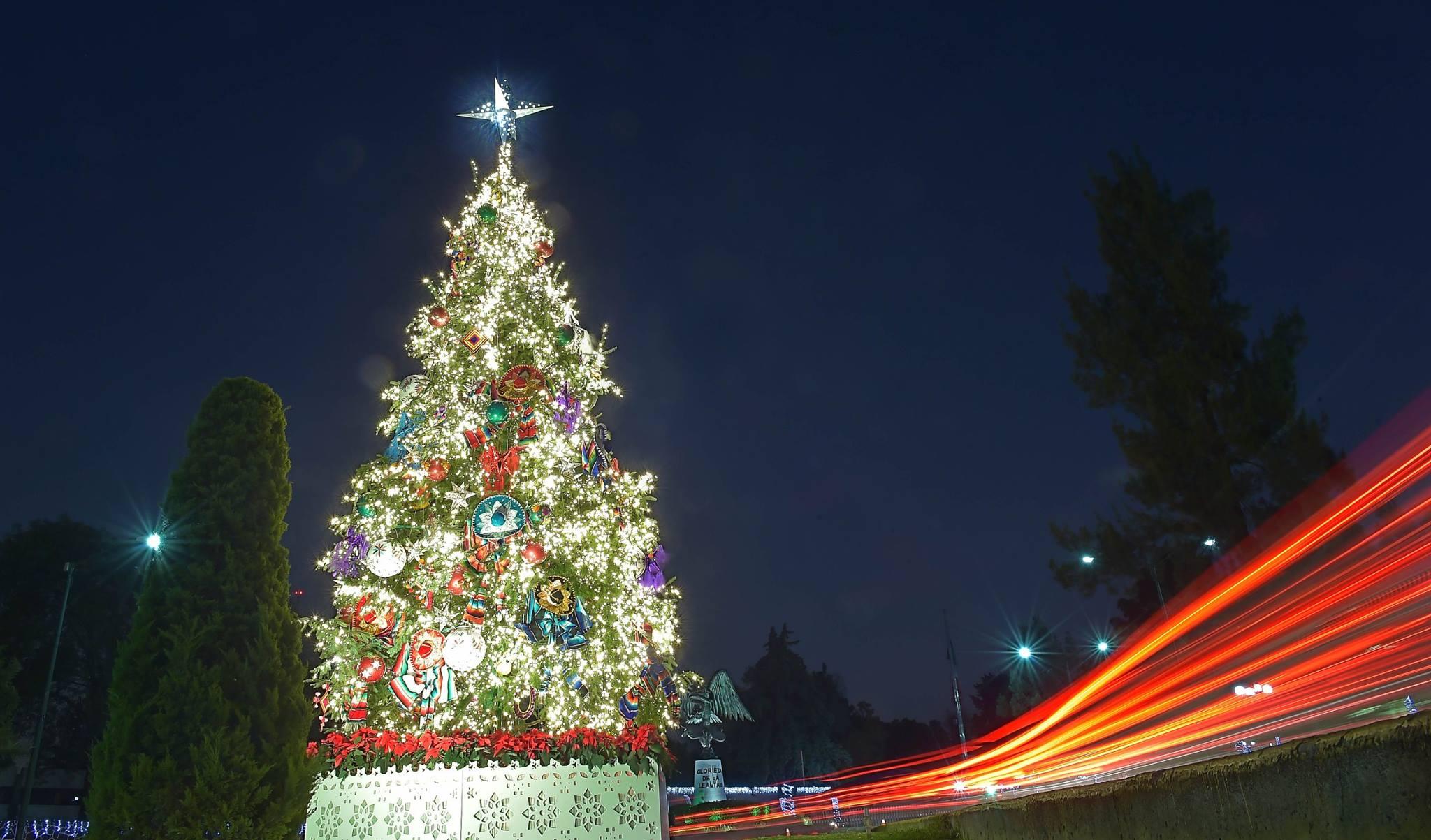 Arbol de Navidad Mexicano