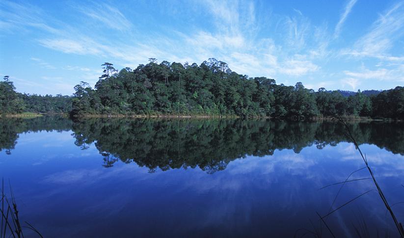 Celebramos el 57 aniversario del decreto como Parque Nacional Lagunas de Montebello, Chiapas.