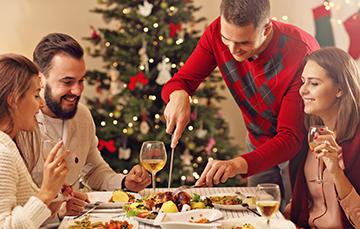 Te presentamos algunas recomendaciones para que realices las compras de las cenas decembrinas.