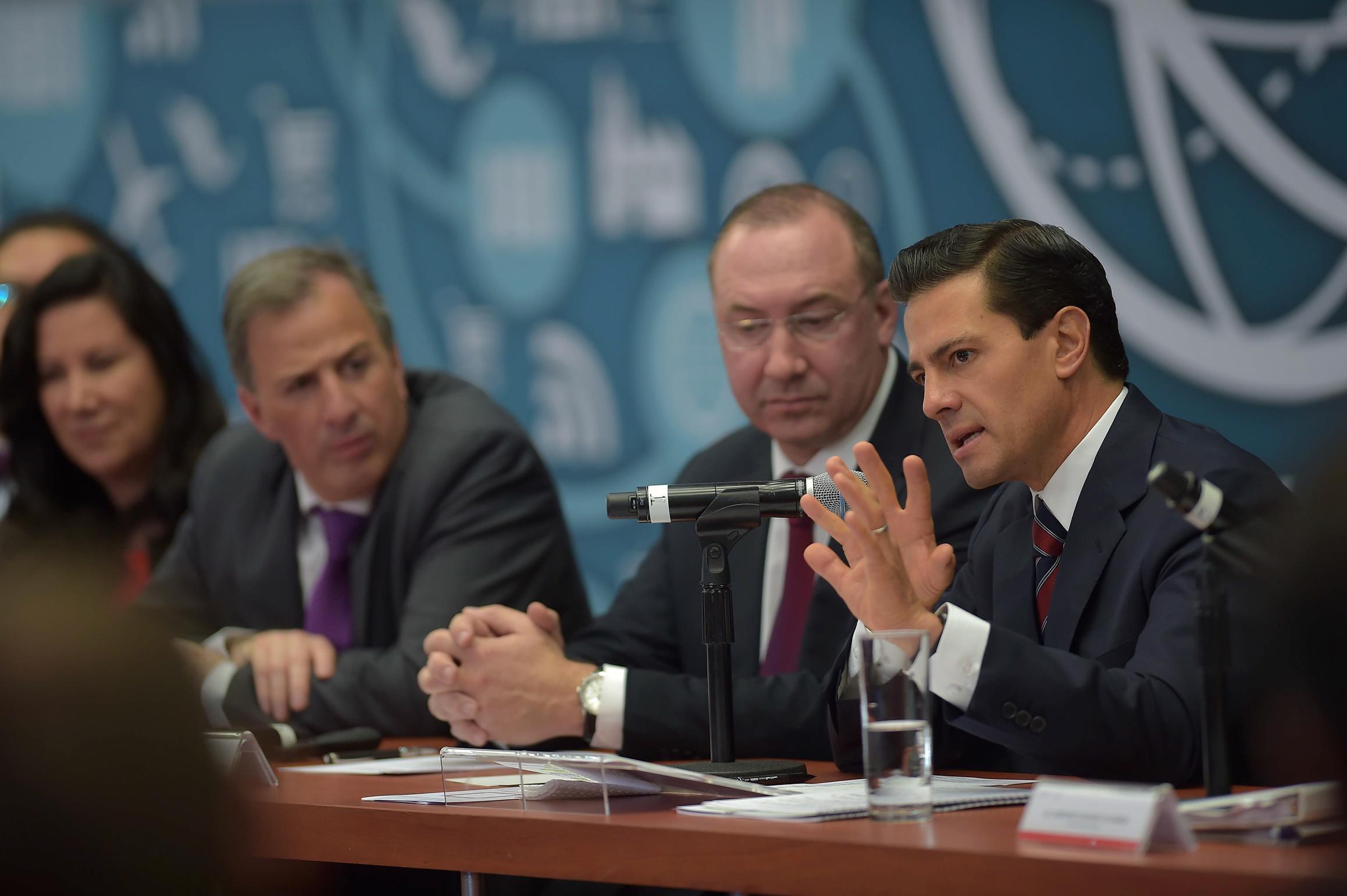 """""""El Gobierno de la República y el CEEG compartimos una misma visión: que a México le vaya bien"""": EPN"""