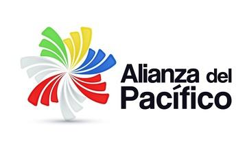 Logo de la Alianza del Pacífico.