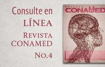 Revista CONAMED 2016; Vol 2, Núm 4. Portada