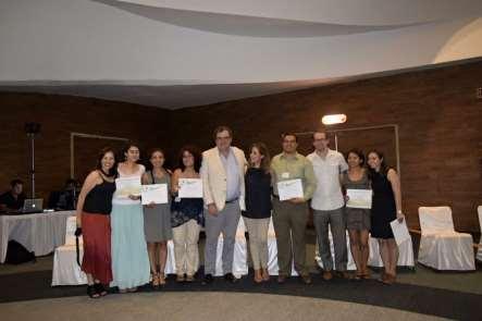 Entrega reconocimientos certamen Trabajos Universitarios 2016