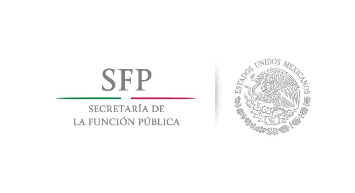 Logo Secretaría de la Función Pública