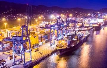 Puertos de México