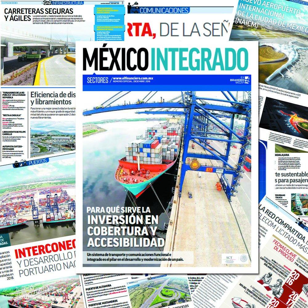 Logros de un México Integrado