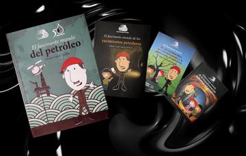 Colección de libros editada por el IMP.