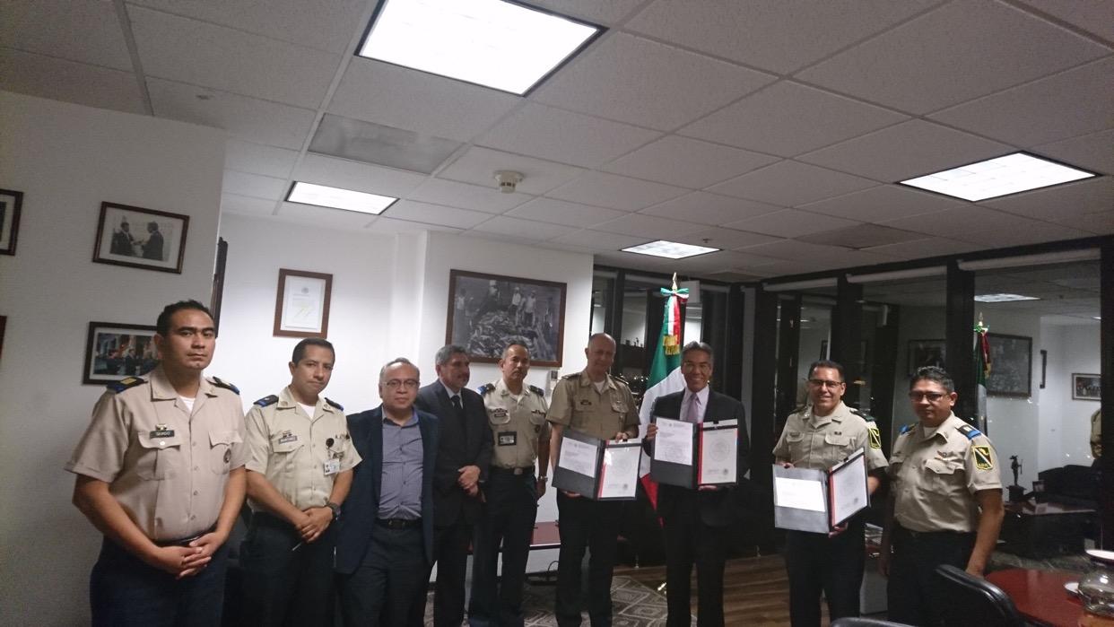 La Secretaria de Desarrollo Agrario, Territorial y Urbano (SEDATU) entregó a la Secretaría de la Defensa Nacional (SEDENA), documentos que dan certeza jurídica en la conclusión de procesos expropiatorios de terrenos.