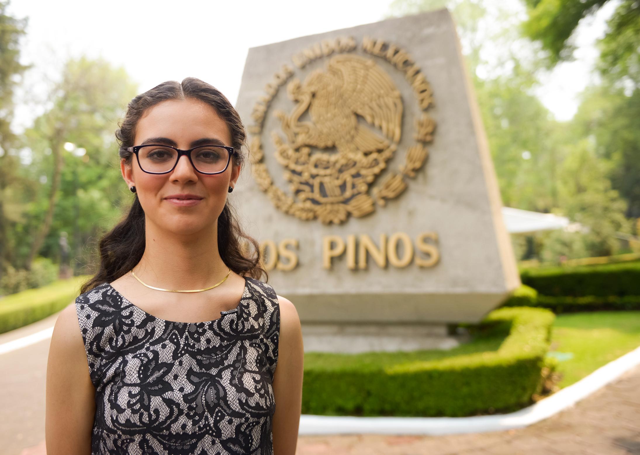 Olga Medrano es la primera mexicana ganadora de la Medalla de Oro en la Olimpiada Europea Femenil de Matemáticas, llevada a cabo en Busteni, Rumania.