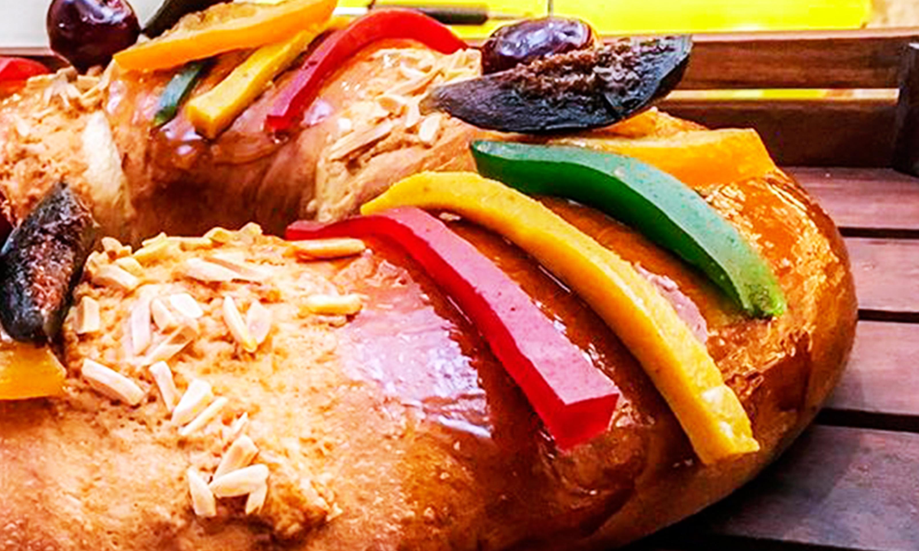 El membrillo, fruta presente en la Rosca de Reyes