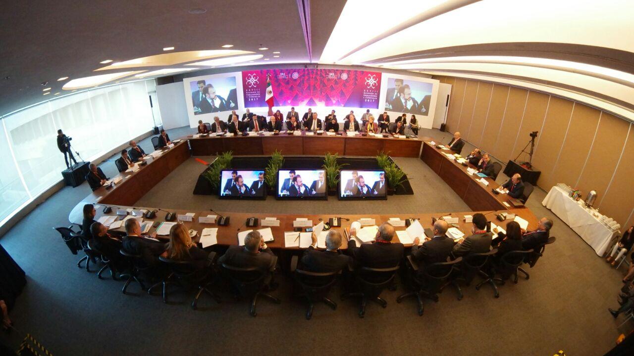 XXVIII Reunión de Embajadores y Cónsules (REC 2017) .