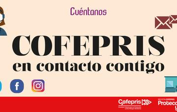 COFEPRIS en contacto contigo