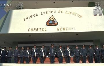 Ceremonia de entrega de condecoraciones y reconocimientos a distinguidos Generales que pasaron a situación de retiro.