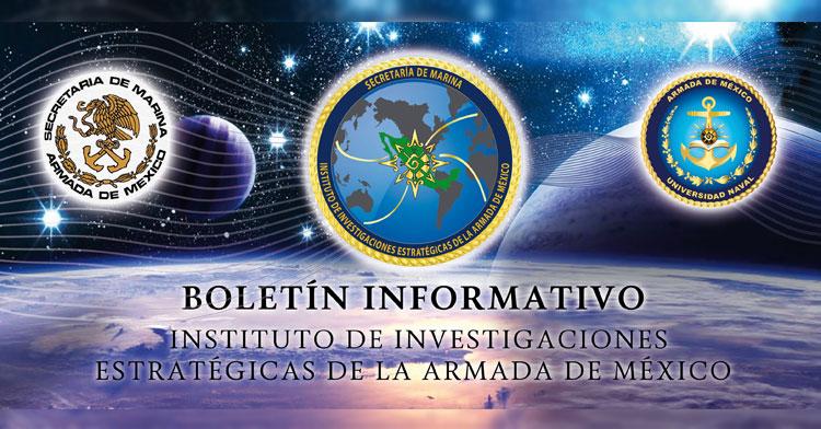 La función principal del boletín informativo del Instituto de Investigaciones Estratégicas de la Armada de México (ININVESTAM)