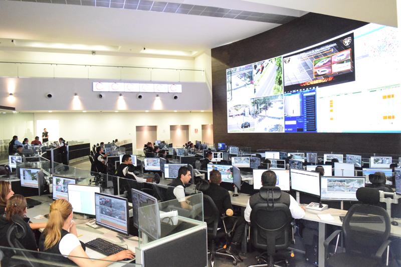Centro de Atención de Llamadas de Emergencia