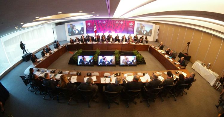 The 2017 Meeting of Mexican Ambassadors and Consuls
