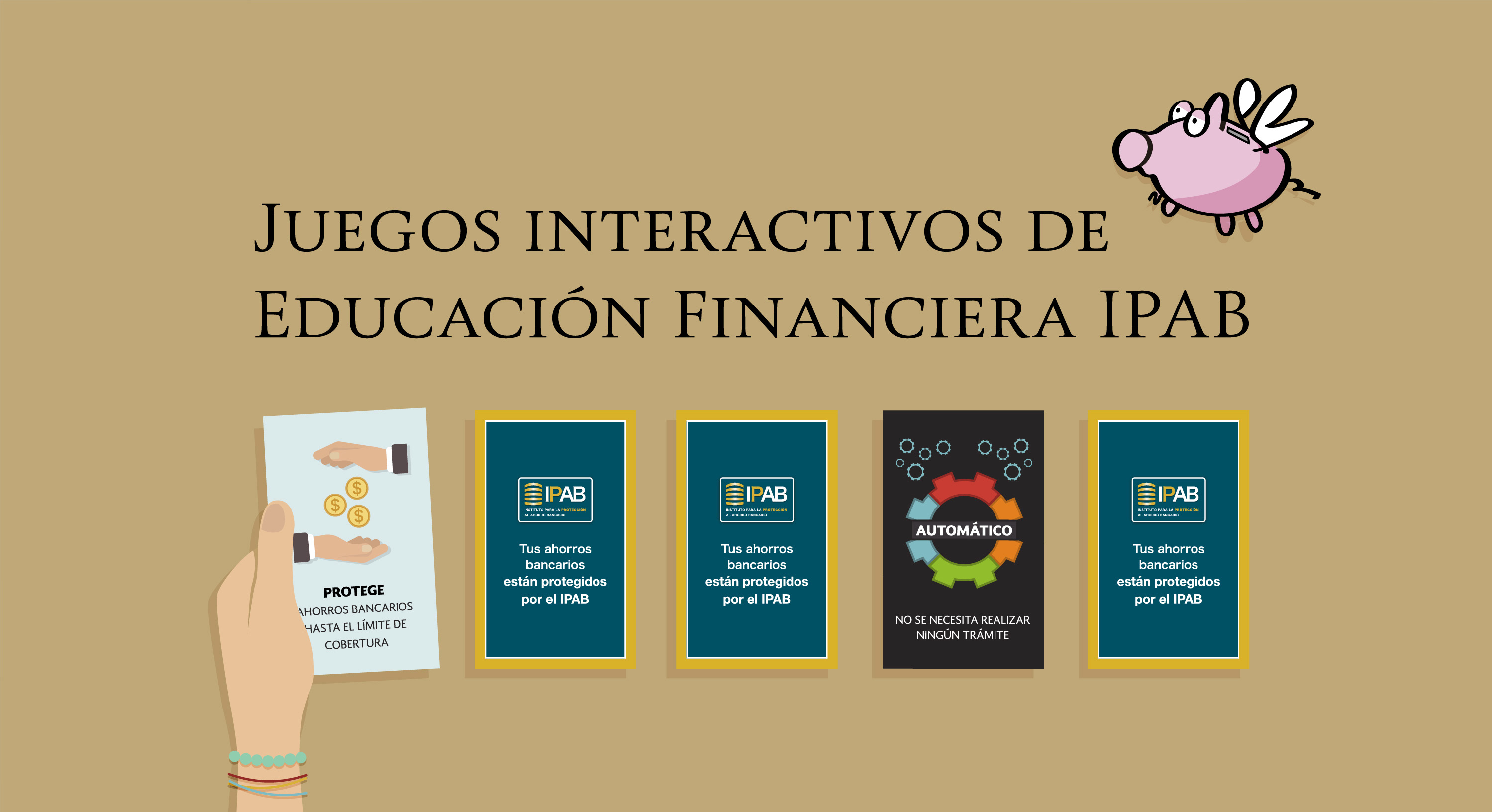 Juegos Interactivos De Educacion Financiera Ipab Instituto Para La