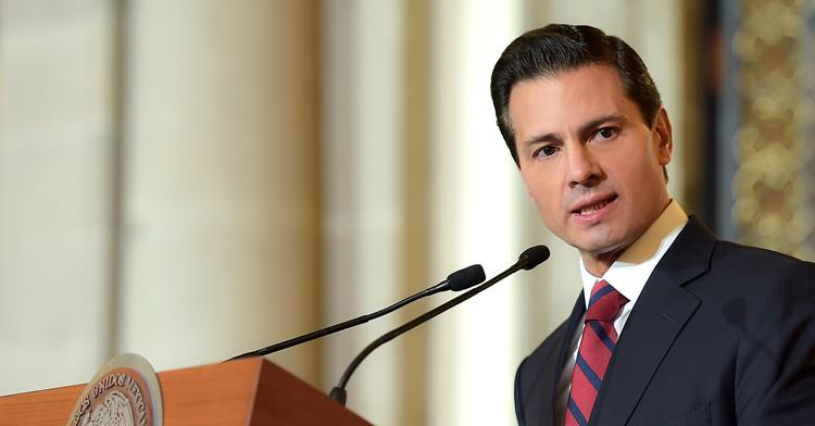 """""""Es evidente que tenemos algunas diferencias con el próximo Gobierno de los Estados Unidos, como el tema de un muro que México, por supuesto, no pagará"""": EPN"""
