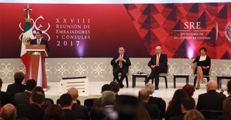 XVIII Reunión de Embajadores y Cónsules