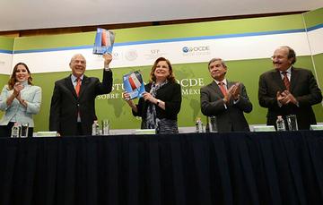 Presentan OCDE y SFP estudio sobre Integridad