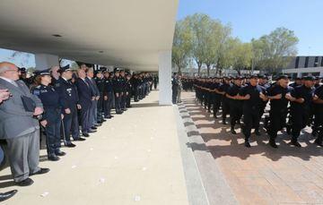 Con el nuevo modelo de profesionalización, la PF podrá otorgar el título de Técnico Superior Universitario a los cadetes que cuenten con estudios de bachillerato