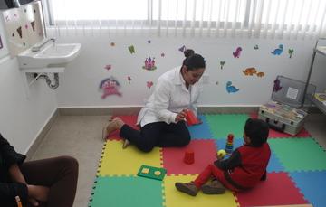 Nuevo Centro de Estimulación temprana para niños de Prospera