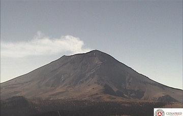 En las últimas 24 horas, por medio de los sistemas de monitoreo del volcán Popocatépetl, se identificaron 28 exhalaciones de baja intensidad. Adicionalmente se registraron dos sismos volcanotectonicos de magnitud 2.0 y 1.8.