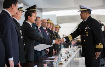 """""""Para avanzar en el ámbito interno y en el externo, es necesario que los mexicanos nos mantengamos unidos, que asumamos los desafíos como una misión colectiva y que sigamos trabajando juntos, haciendo equipo por México"""": EPN"""