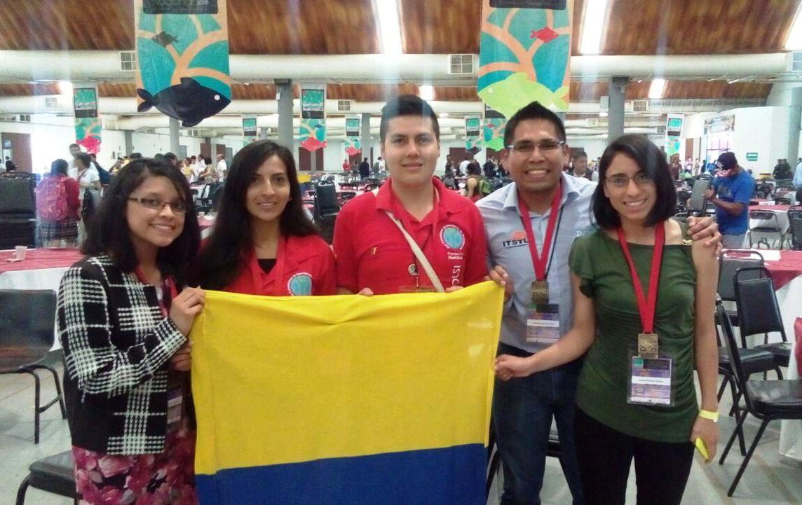 Estudiantes del TecNM obtienen su pase para participar en el Encuentro Internacional de Semilleros de Investigación.