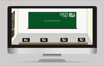 Cursos de los lunes en el IMPI