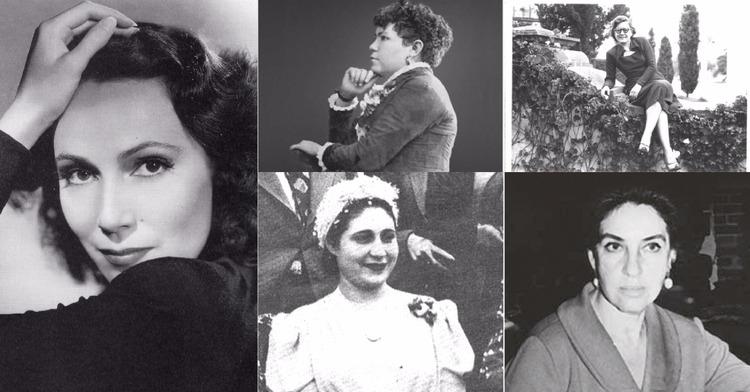 Imágenes de mujeres en la historia mexicana