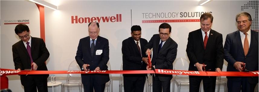 Azcapotzalco: Honeywell inauguró su primer Centro de Investigación y Desarrollo en México