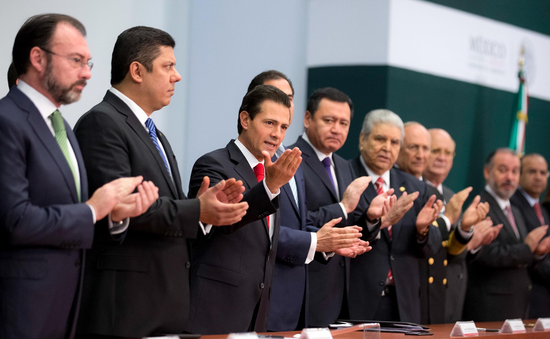 Objetivos de la pol tica exterior de m xico presidencia for Gobierno exterior