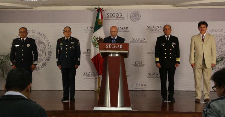 """Fuerzas Federales, encabezadas por la División Antidrogas de Policía Federal, detuvieron a Juan José """"N"""""""