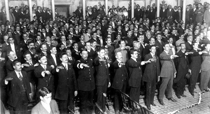 Congreso Constituyente de 1917