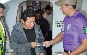 Procedimiento de Repatriación al Interior de México