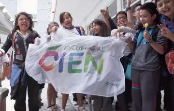 Serie paso a paso: Escuelas al CIEN.
