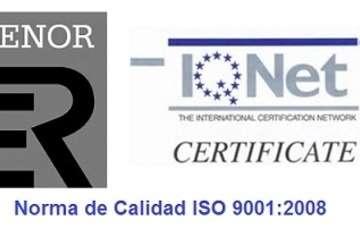 Norma de Calidad ISO 9001:2008 de la CNSF