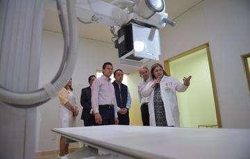 El Primer Mandatario entregó el Libramiento Poniente de San Luis Potosí e inauguró la Unidad de Medicina Familiar número 51 del IMSS.
