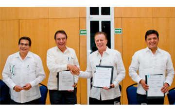 El IMTA y la ANEAS firman Convenio de Colaboración